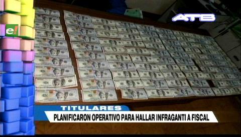 Video titulares de noticias de TV – Bolivia, mediodía del jueves 9 de noviembre de 2017