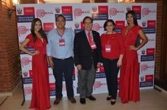 Organizadores-Carlos Rios-Pedro Guevara-Patricia Duran-Oficina Comercial de Peru