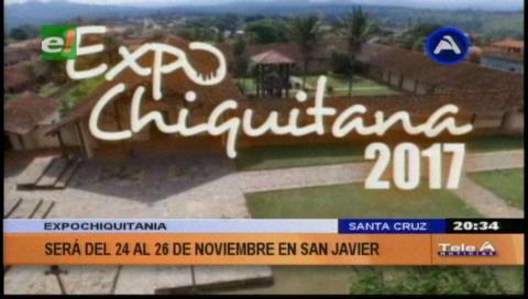 La Expo Chiquitana se alista con remates y degustaciones