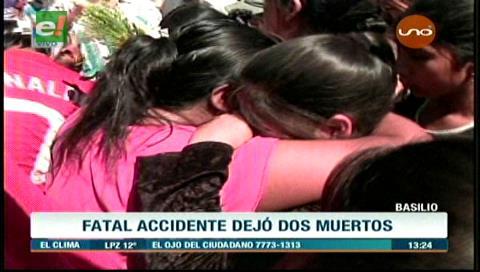 Santa Cruz: Motociclistas mueren y otros quedan heridos en distintos accidentes