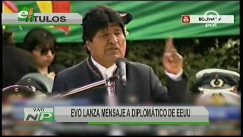 Video titulares de noticias de TV – Bolivia, mediodía del martes 14 de noviembre de 2017