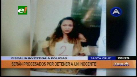 Acusada de robar en iglesias es enviada a Palmasola