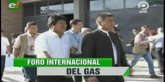Video titulares de noticias de TV – Bolivia, noche del lunes 20 de noviembre de 2017