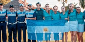 Argentina campeón de Copa Los Andes Bolivia 2017