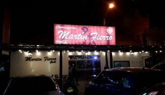 restaurante Martin Fierro 11
