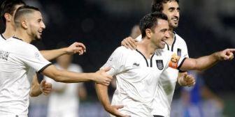 El golazo de Xavi Hernández en Qatar