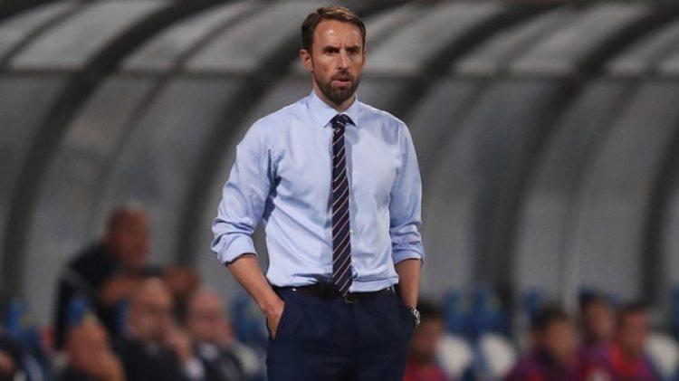 Gareth Southgate tomó el mando de Inglaterra el año pasado(Getty Images)