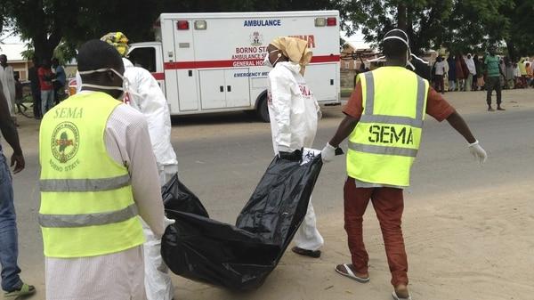 Atentado en Nigeria deja al menos 13 heridos