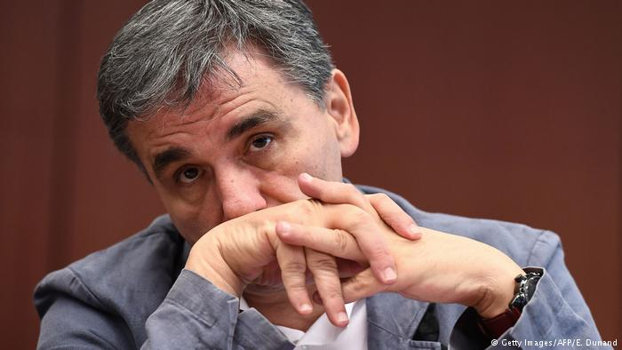 El ministro griego de Finanzas, Euclides Tsakalotos. (Archivo)