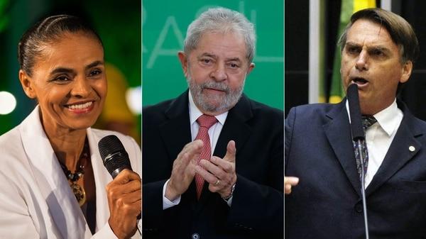 Lula ganaría elecciones incluso en un eventual balotaje — Encuesta