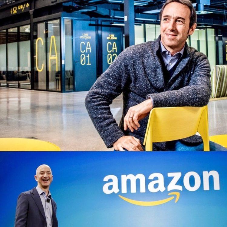 El argentino Marcos Galperín, CEO de MercadoLibre, fue incluido en el listado de las 50 personalidades más influyentes de 2017 de la revista Bloomberg Businessweek, donde compartió espacio con Jeff Bezos de Amazon, el hombre más rico del mundo y el más influyente del comercio electrónico