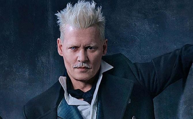 JK Rowling defiende la aparición de Johnny Depp en 'Animales Fantásticos 2'