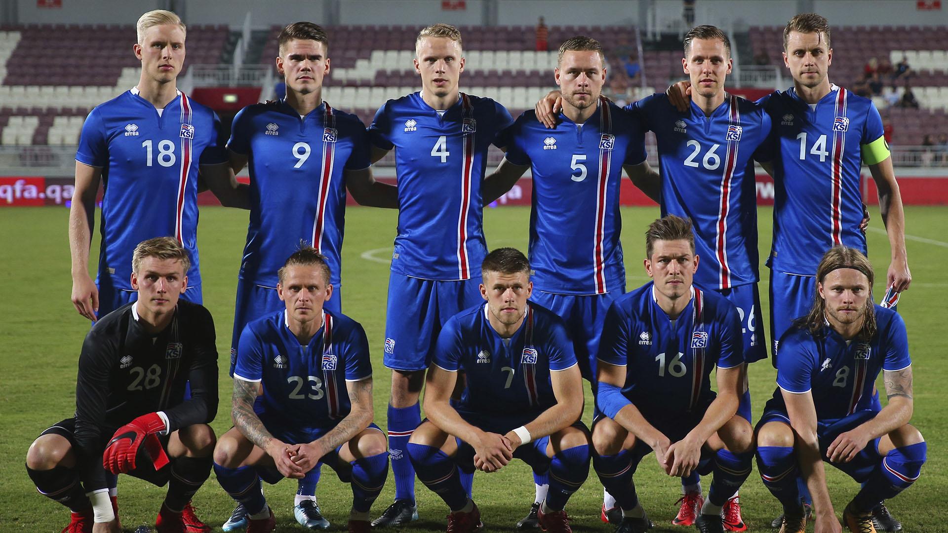 Con un promedio de edad de 28 años, el valor de Islandia es de 73 millones de dólares