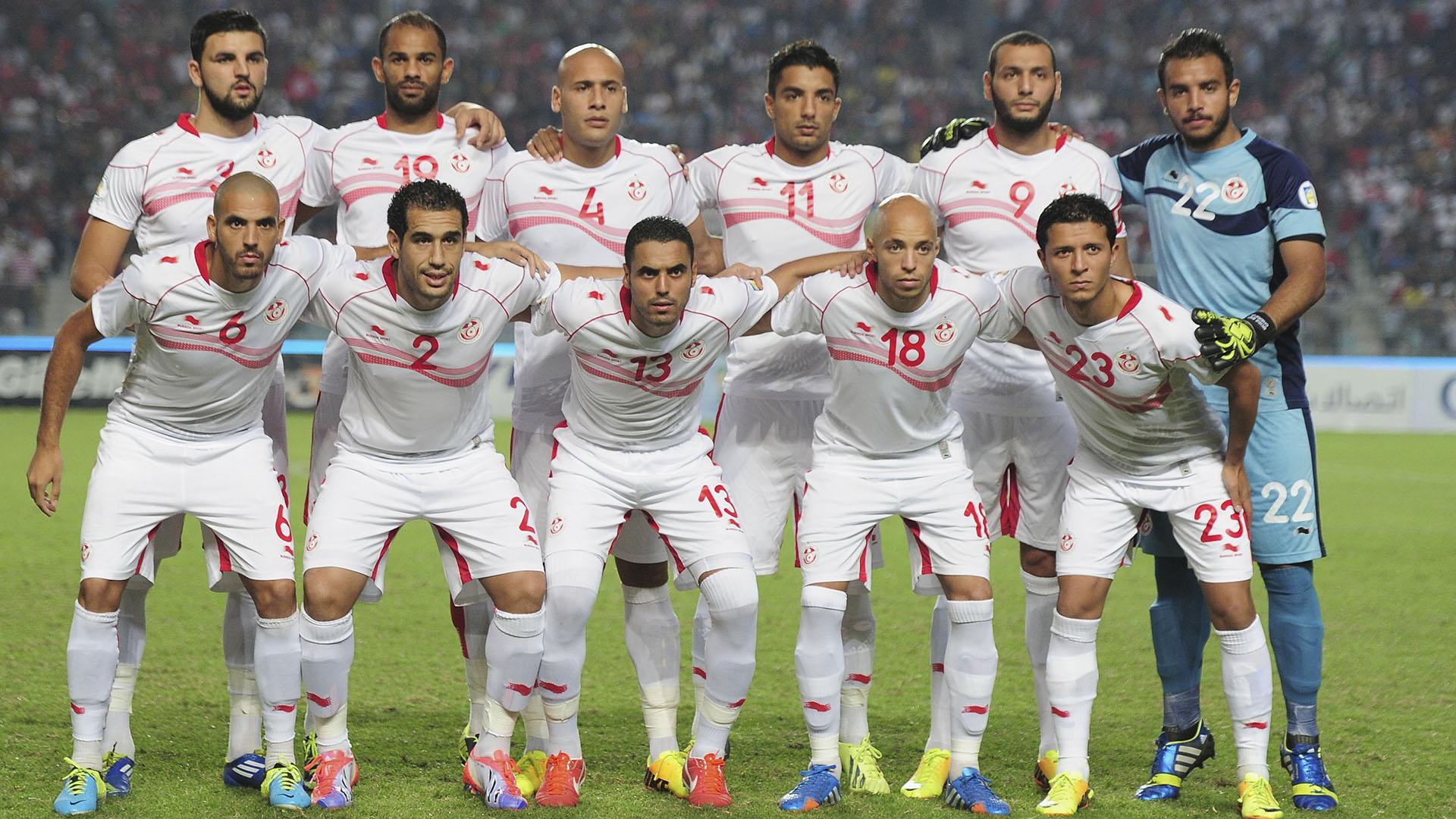 Con un promedio de edad de 27 años, el valor de Túnez es de 36,50 millones de dólares