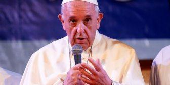 """El papa Francisco pidió """"evitar una nueva espiral de violencia"""" en Jerusalén"""