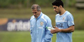 """Óscar Tabárez: """"Luis Suárez tiene interferencias emocionales y psicológicas"""""""