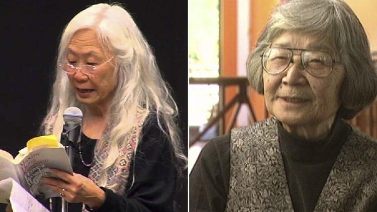 Maxine Hong Kingston e Hisaye Yamamoto