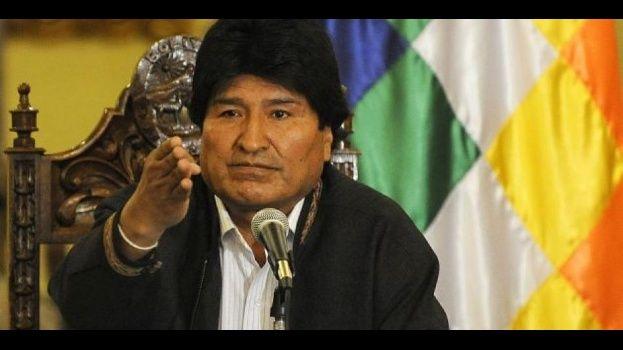Medios chilenos hacen eco del mensaje de Evo a las FFAA