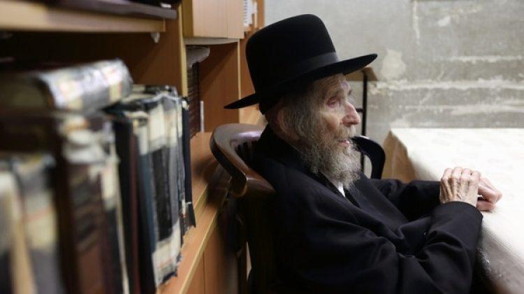 El rabino ayudó a que la comunidad ultraortodoxa Haredi creciera dentro del Estado de Israel(Yaakov Naumi/Flash90)