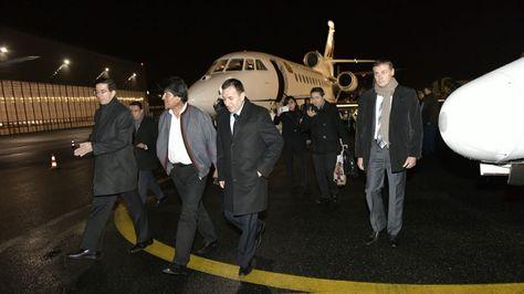 Evo Morales y su fuerte reaccción ante el comentario de periodista francés