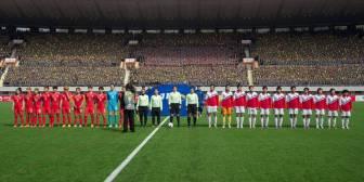 Más que un partido de fútbol: Corea del Sur venció a Corea del Norte