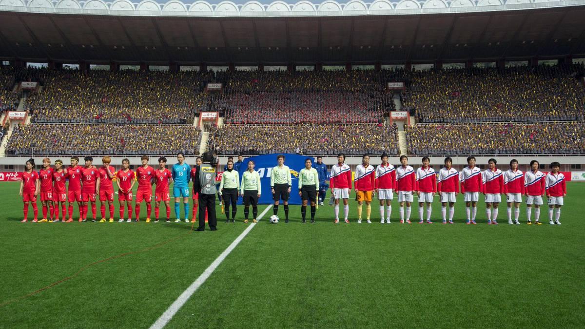 Image result for Corea del Sur vs Corea del norte