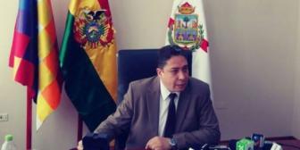 Ministro Arce pide dejar a magistrados electos cualquier designación de jueces