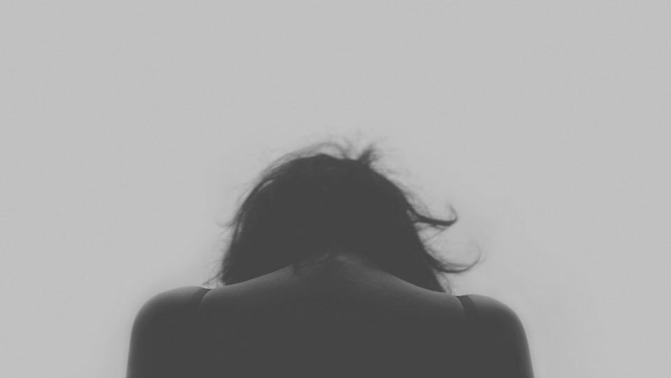 Triste, Deprimido, La Depresión, Tristeza, Joven