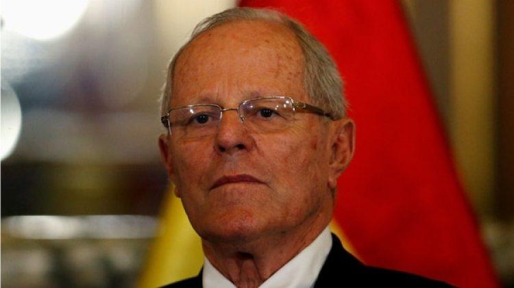 El presidente de Perú Pedro Pablo Kuczynski (Reuters)