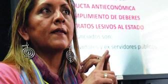 Por tuit contra médicos, senadores piden explicación o aclaración de ministra López