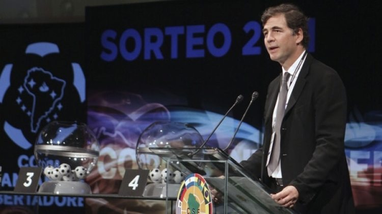 Alejandro Burzaco fue quien confesó la existencia de las reuniones (Getty Images)
