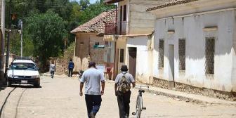 9 detenidos, entre ellos el Alcalde, por linchamiento en Santiváñez