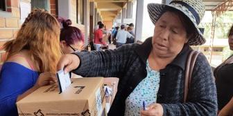 Tribunal Supremo Electoral acompañará repetición de elección judicial en cuatro mesas del Beni