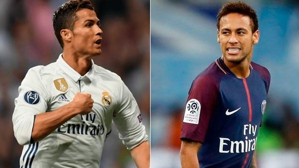 """Ante la """"amenaza"""" de la llegada de Neymar, Cristiano Ronaldo lanzó un claro mensaje a la directiva del Real Madrid"""
