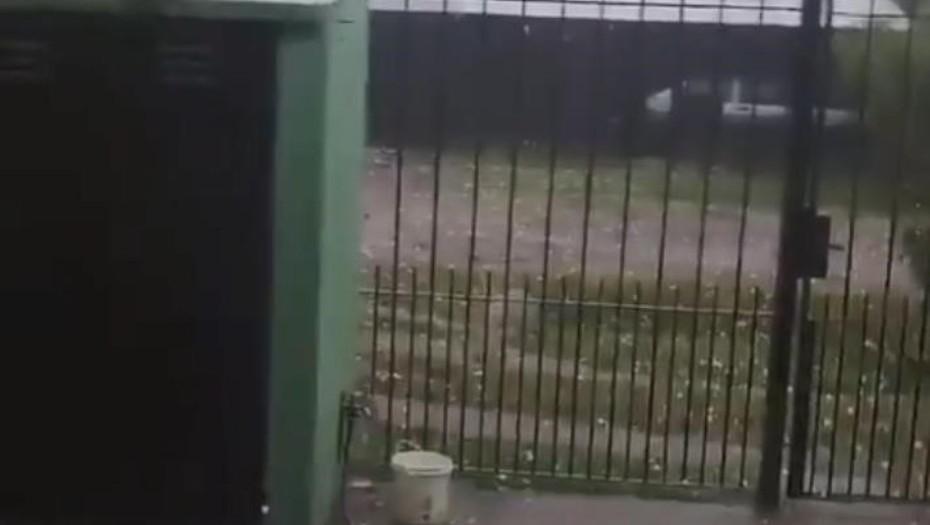 Temporal trágico en Luján dejó dos muertos y varios heridos