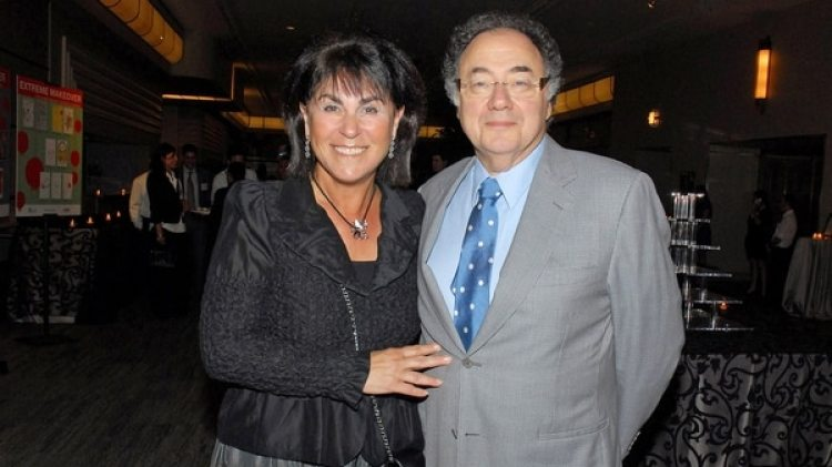 Honey y Barry Sherman,CEO y fundador deApotex Inc (The Globe and Mail/Janice Pinto/via REUTERS)