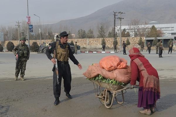 Estado Islámico reivindica ataque a agencia de inteligencia afgana