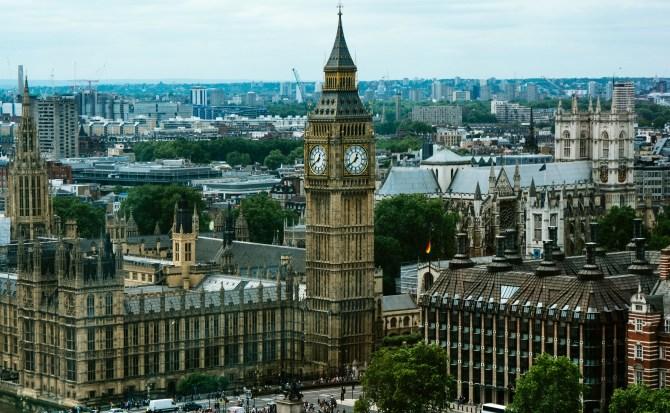 Los atentados de Londres fueron objetivo de las cuentas vinculadas con Rusia