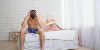 Adictos al sexo: así es la vida del hombre que tiene 50 orgasmos al día