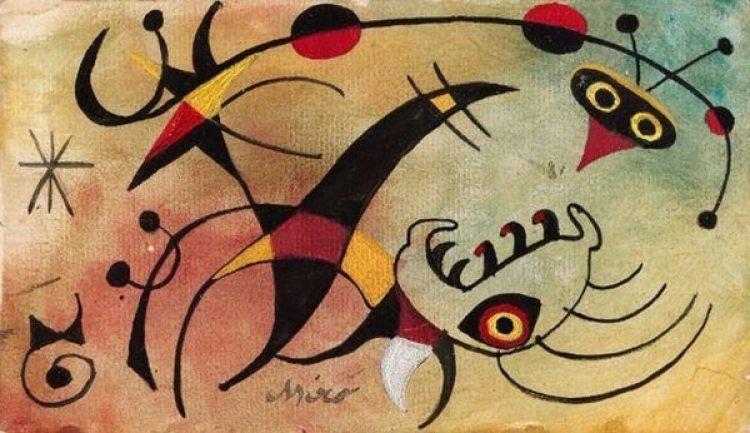 """""""El resumen calculado con el pájaro"""" (1943)"""