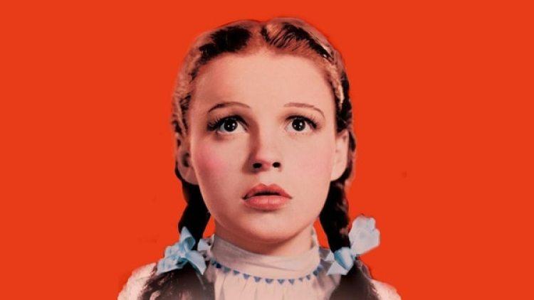 """Judy Garland,su rol eterno en el """"Mago de Oz"""""""