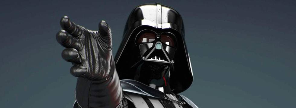 Darth Vader, uno de los personajes de