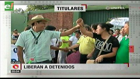 Video titulares de noticias de TV – Bolivia, noche del viernes 29 de diciembre de 2017