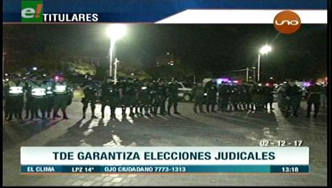 Video titulares de noticias de TV – Bolivia, mediodía del sábado 2 de diciembre de 2017