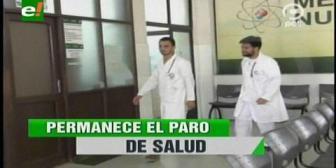 Video titulares de noticias de TV – Bolivia, noche del lunes 4 de diciembre de 2017