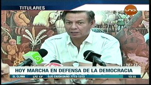 Video titulares de noticias de TV – Bolivia, mediodía del viernes 15 de diciembre de 2017