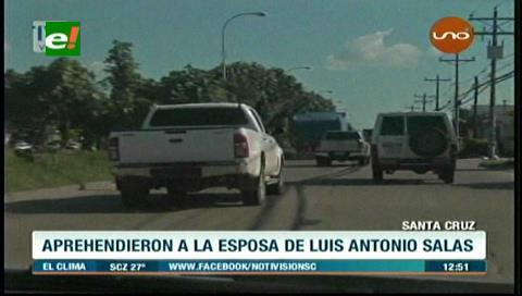 Muerte de joven universitario: Aprehenden a la esposa de Luis Antonio Salas