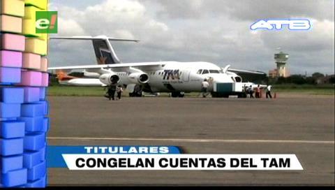 Video titulares de noticias de TV – Bolivia, noche del miércoles 20 de diciembre de 2017