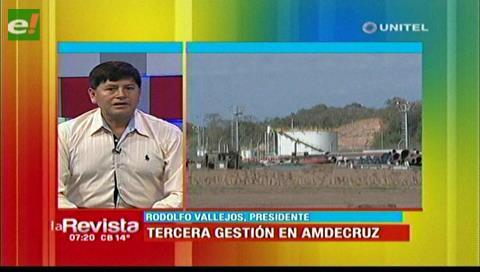 Amdecruz: Alcaldes sabían que el pacto fiscal no era para recibir fondos