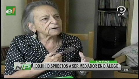 DDHH se ofrece como mediador en diálogo médicos – Gobierno